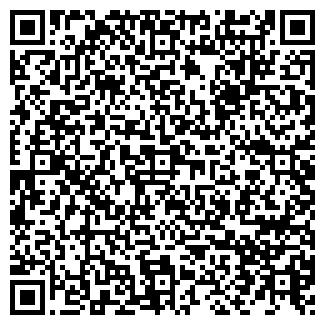 QR-код с контактной информацией организации ООО АСТРА-ФЛОРА