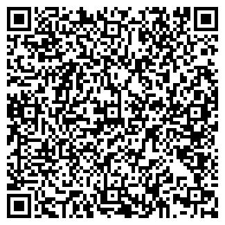 QR-код с контактной информацией организации КУХНИ СПАРКС