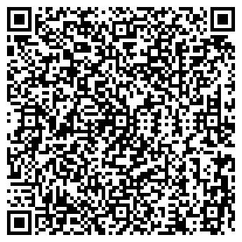 QR-код с контактной информацией организации МАГАЗИН ПРОМТОВАРЫ
