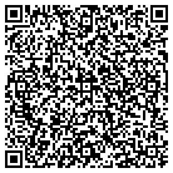 QR-код с контактной информацией организации ЧАЙКА СПОРТИВНЫЙ КОМПЛЕКС