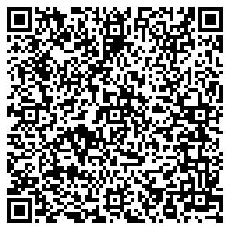 QR-код с контактной информацией организации ПЯТЬ ЗВЕЗД