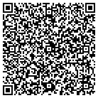QR-код с контактной информацией организации РАДУГА ЛИК ПО