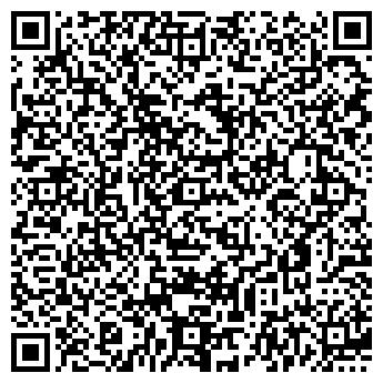 QR-код с контактной информацией организации ТРИКОТАЖ-ТЕКСТИЛЬ