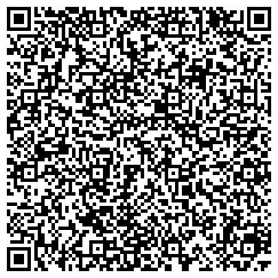 QR-код с контактной информацией организации ООО Швейная фабрика «Новая Звезда» Представительство в Рязани