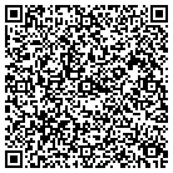 QR-код с контактной информацией организации ООО МАЭСТРО