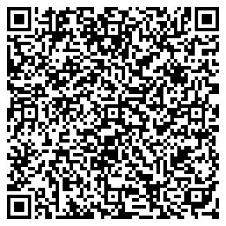 QR-код с контактной информацией организации ООО ГАЛАКТИКА