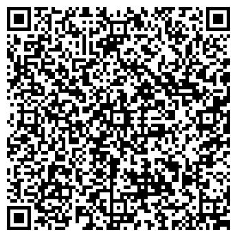 QR-код с контактной информацией организации ООО МПФ «КВАДР»