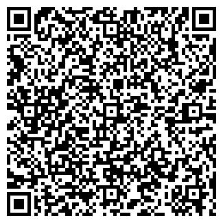 QR-код с контактной информацией организации ООО ПОЛЯРИС НПФ