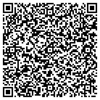 QR-код с контактной информацией организации ООО СЛОВО