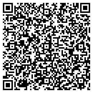 QR-код с контактной информацией организации ЛЕСОК, ЗАО