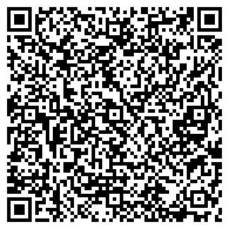 QR-код с контактной информацией организации МАГАЗИН ВЕТЕРОК