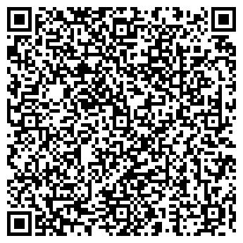 QR-код с контактной информацией организации МАГАЗИН ДУБРАВУШКА