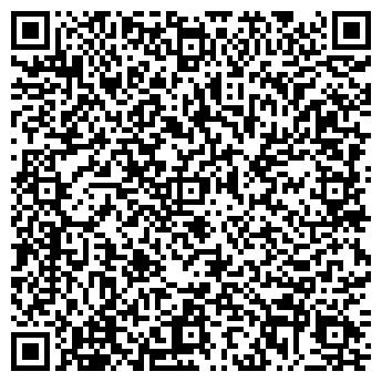QR-код с контактной информацией организации МАГАЗИН ТФ МАКРО № 6