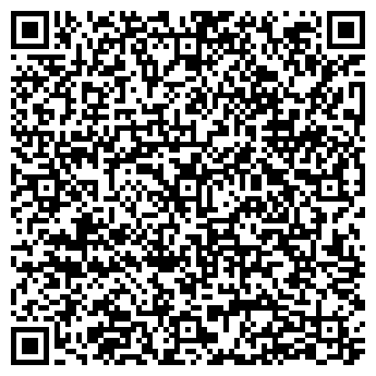 QR-код с контактной информацией организации ООО1 ЛИДЕР, СУПЕРМАРКЕТ
