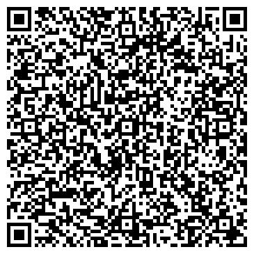 QR-код с контактной информацией организации ПРОДОВОЛЬСТВЕННЫЙ МАГАЗИН КРОК