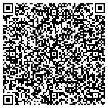 QR-код с контактной информацией организации ПРОДОВОЛЬСТВЕННЫЙ МАГАЗИН РЕЗЕДА
