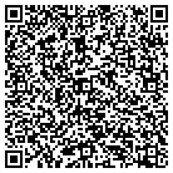 QR-код с контактной информацией организации РУССКИЕ БЛИНЫ МАГАЗИН