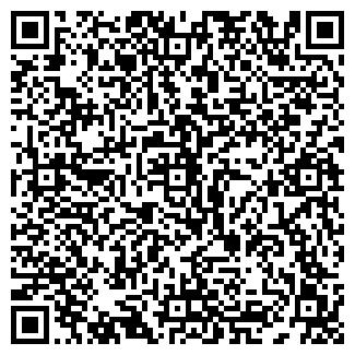 QR-код с контактной информацией организации ГАЗСТРОЙ ОАО