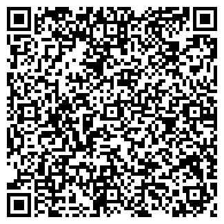QR-код с контактной информацией организации ГАЛА КАФЕ