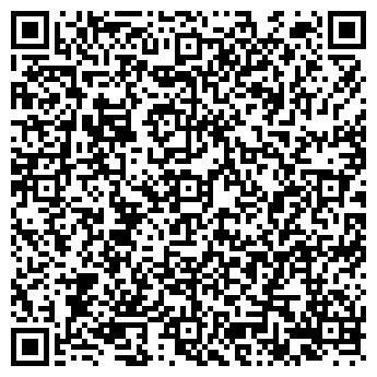 QR-код с контактной информацией организации ГАММА КОЛОР МАГАЗИН