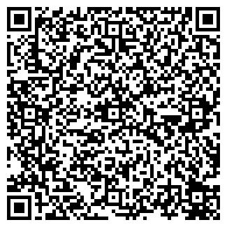 QR-код с контактной информацией организации НИСА