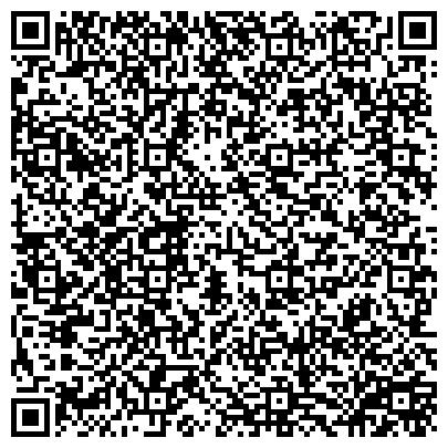 QR-код с контактной информацией организации Департамент Смоленской области по информационным технологиям