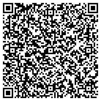 QR-код с контактной информацией организации МЕХКОЛОННА, ООО