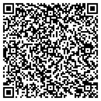 QR-код с контактной информацией организации ДОВЕРИЕ АСК ЗАО ФИЛИАЛ