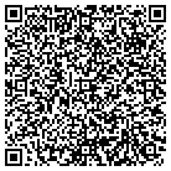 QR-код с контактной информацией организации КУРИНЫЙ РАЙ