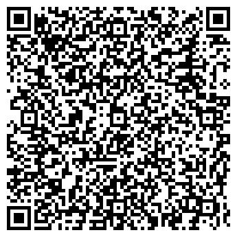 QR-код с контактной информацией организации КАРАВАЙ АО САХКО