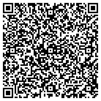 QR-код с контактной информацией организации АЛЬФА-КОСМЕТИКА ТД