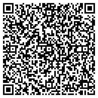 QR-код с контактной информацией организации ИГУАНА ТЦ