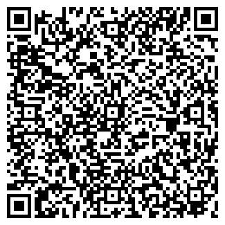 QR-код с контактной информацией организации САУЛА, ООО