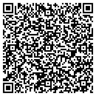 QR-код с контактной информацией организации МОРОН, ООО