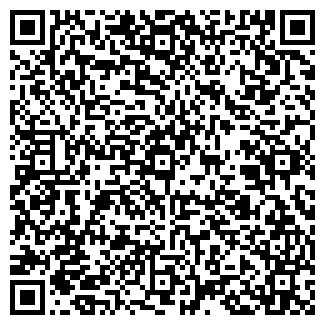 QR-код с контактной информацией организации VISION