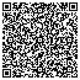 QR-код с контактной информацией организации ТАНЕФ, ООО