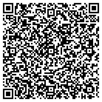 QR-код с контактной информацией организации ИНВЕСТОР ПЛЮС, ООО