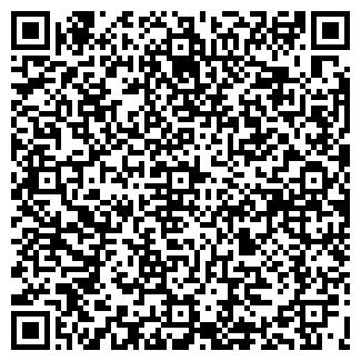 QR-код с контактной информацией организации ЗАО ТАКОБА