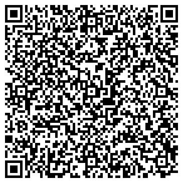 QR-код с контактной информацией организации ПАСПОРТНО-ВИЗОВОЙ ОТДЕЛ ОВД ЛЕНИНСКОГО РАЙОНА