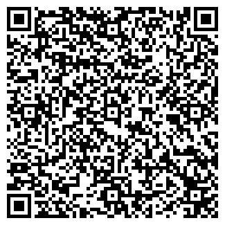 QR-код с контактной информацией организации ООО ДОМИНО
