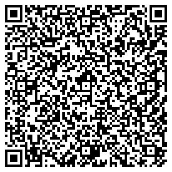QR-код с контактной информацией организации ПРОДУКТЫ-45 П, ОАО