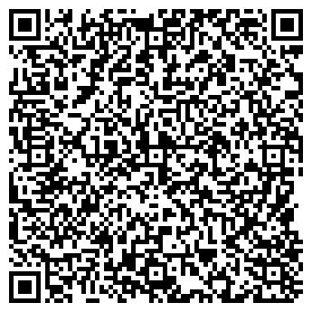 QR-код с контактной информацией организации ОВОЩИ И ФРУКТЫ