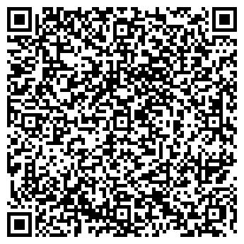 QR-код с контактной информацией организации ПЛОДООВОЩ № 1, ОАО