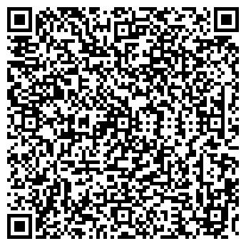 QR-код с контактной информацией организации БАХУС-ТРЕЙД ТД № 4