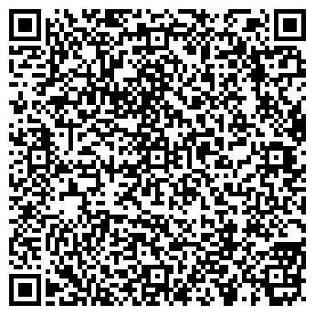 QR-код с контактной информацией организации ТРАНС КОНТЕЙНЕР, ОАО