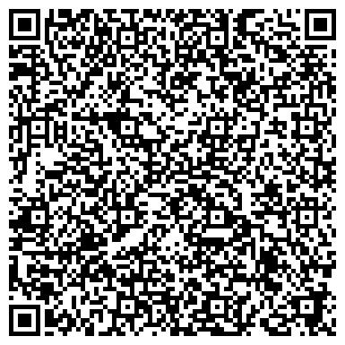 QR-код с контактной информацией организации АККРЕДИТОВАННЫЙ УЧЕБНО-МЕТОДИЧЕСКИЙ ЦЕНТР ВЗФЭИ