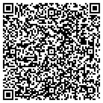 QR-код с контактной информацией организации ПОЛИГРАФИНТЕР, ООО