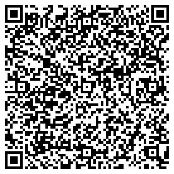 QR-код с контактной информацией организации ОБЛАСТНОГО УВД ТИПОГРАФИЯ