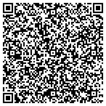 QR-код с контактной информацией организации КИНОТЕАТР ИМЕНИ ГАГАРИНА