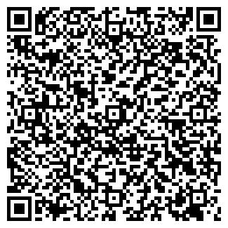 QR-код с контактной информацией организации МНК, ЗАО